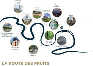 Bodega-parcours-déjeuner-route-fruit-normandie